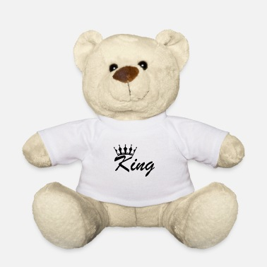 Tenderness King and queen - Teddy Bear