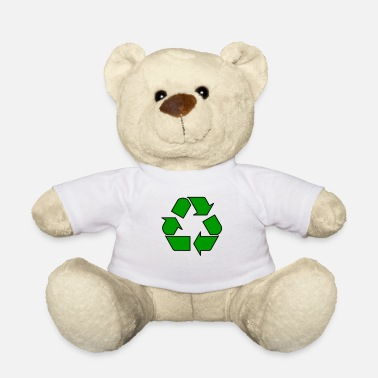 Enviromental Recycle - Teddy Bear