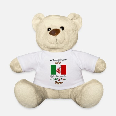 Mexican Mexican Boxer - Teddy Bear