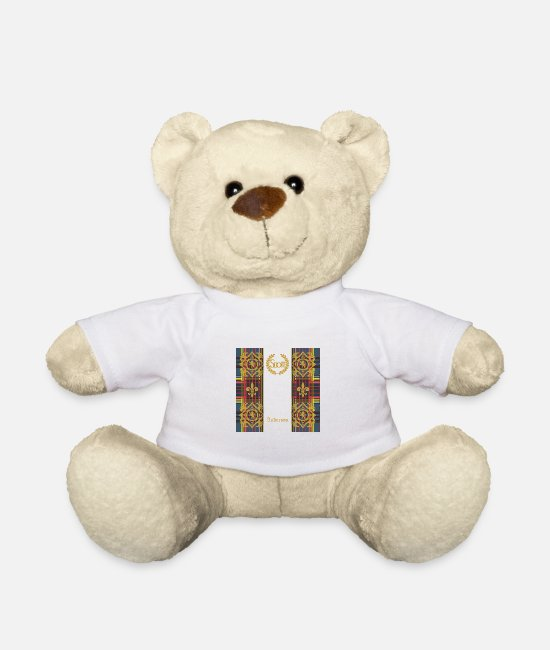 Scotland Teddy Bear Toys - anderson clan - Teddy Bear white
