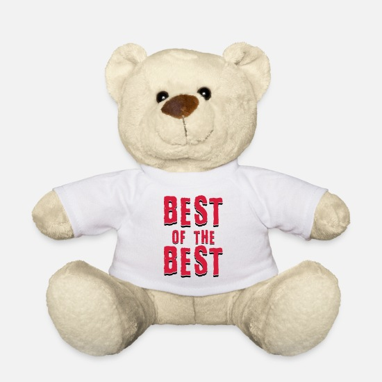 Love Teddy Bear Toys - Best of the best - Teddy Bear white