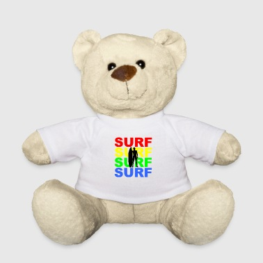 Surf surfer surfen wave board - Teddy