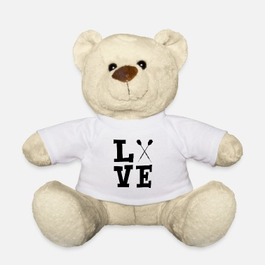 Pijl Love with darts black - Teddy