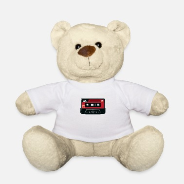90s party outfit costume clothes cassette - Teddy Bear