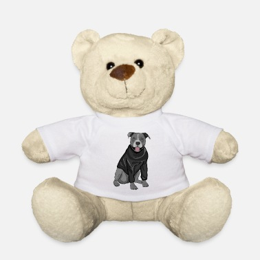 Stafford Cute dog sweater pullover Stafford gift idea - Teddy Bear