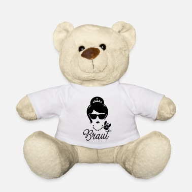 Stag Do Bride JGA shirt wedding wedding stag do - Teddy Bear