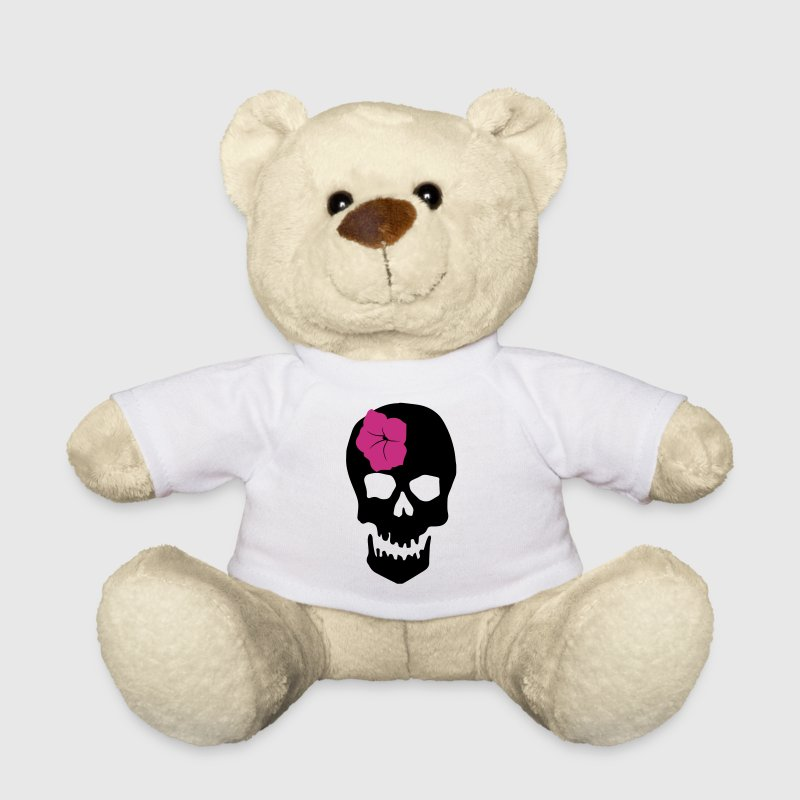 Skull - Teddy Bear