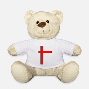 Worship Cross cross - Teddy Bear
