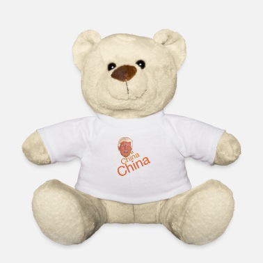 China Donald Trump - China China China - Teddybär