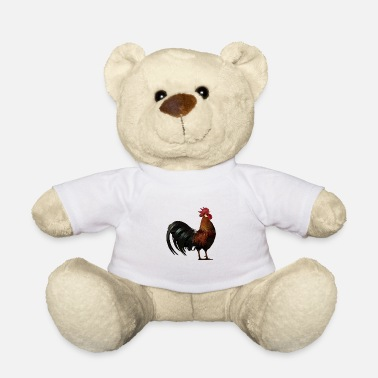 Rooster rooster am431 - Teddy Bear