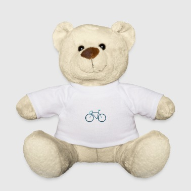 Cycling, cycling - Teddy Bear