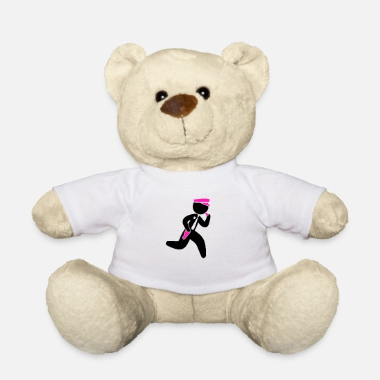 Police Teddy Bear Toys - Police - Teddy Bear white