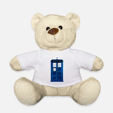 Who Doctor Who Police Box - Nalle