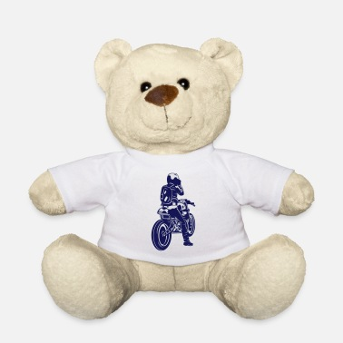Motorcycle motorcycle - Teddy Bear