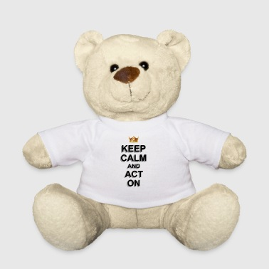 ACT ON - Teddy Bear