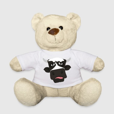Cow Dairy Cow Steer Bull Bulle Farmer Gift Idea - Teddy Bear