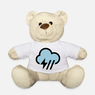Storm Storm, storm cloud icon, icon - Teddy Bear