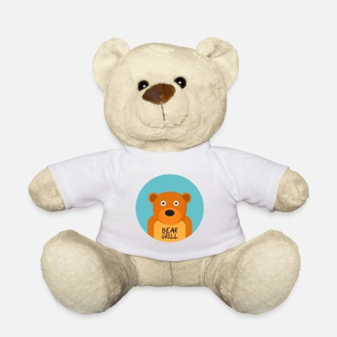 Officialbrands Bear Grill T-skjorte - Bamse