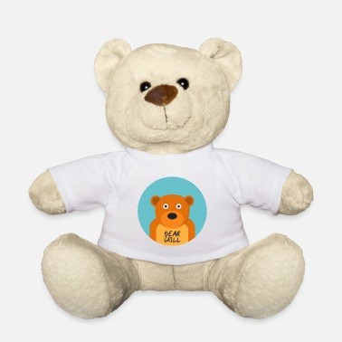 Officialbrands Bear Grill T-Shirt - Teddy Bear