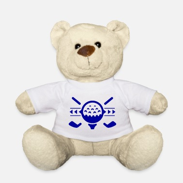 Deluxe Golf - Golf Club / Sport - Elite - Teddy Bear