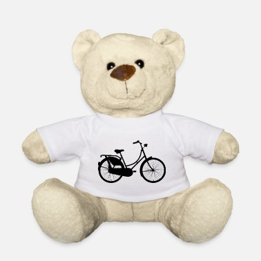 Amsterdam bicycle - Teddy Bear