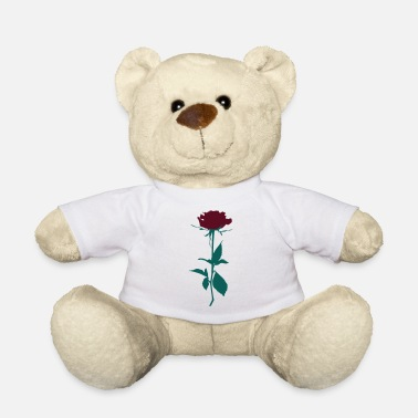 Rose rose - Teddy Bear