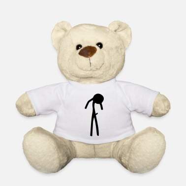Dick Stickman dick - Teddy Bear