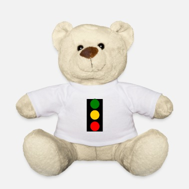 Light traffic lights - Teddy Bear