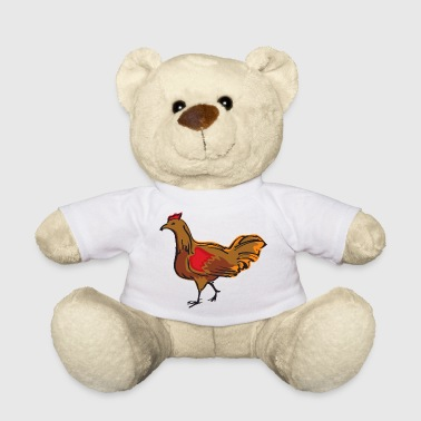 chicken70 - Teddy Bear