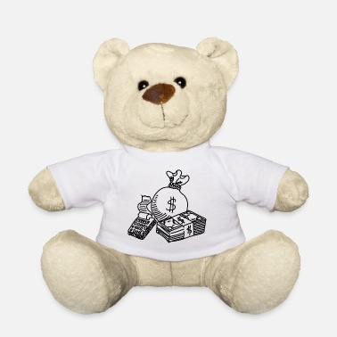 Potassium Cyanide Money - Teddy Bear