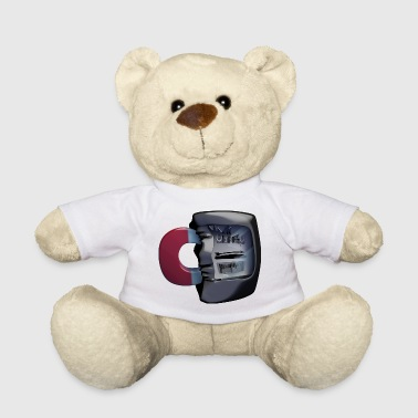 Electricity meter - electrical engineering - Teddy Bear