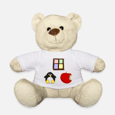 Windows Linux Apple Windows - Teddybär