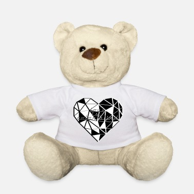 Hodetelefoner HEART TRIANGLE LOVE IS COLOR-BLIND HEART TRIANGLE - Teddy Bear
