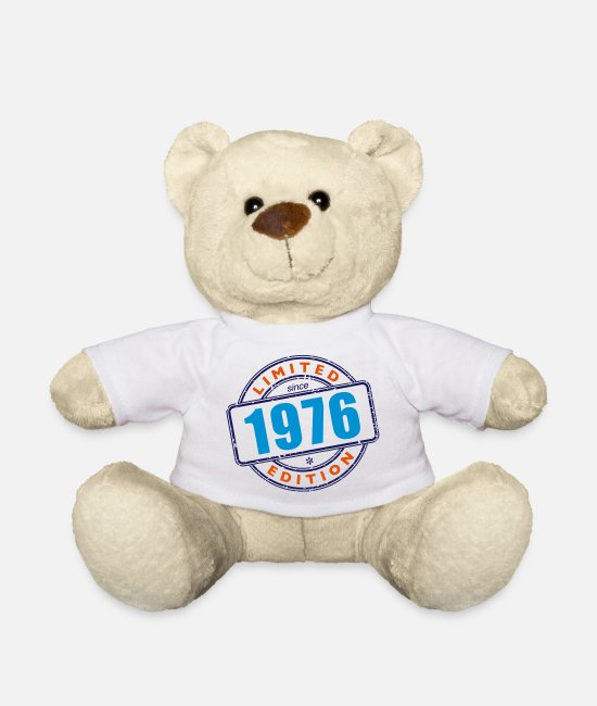 1976 Peluche - LIMITED EDITION SINCE 1976 - Orsetto bianco