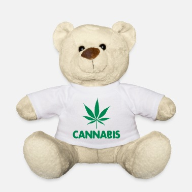 Leaf cannabis leaf - Nounours