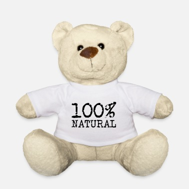 Naturellement 100% naturel - 100% naturel - Ours en peluche