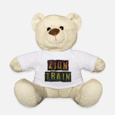 Zion zion train - Teddy Bear
