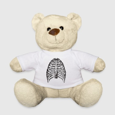 Thorax skeleton - Teddy Bear