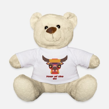 Year Year of the Ox - Year of the Ox - Teddy Bear