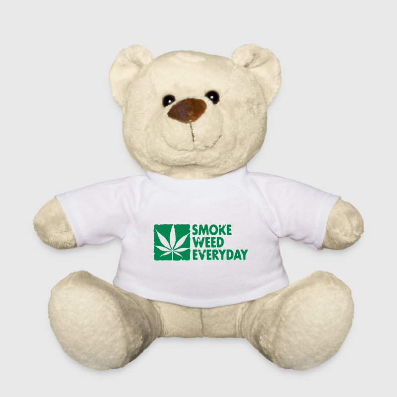 smoke weed everyday boxed - Teddy Bear