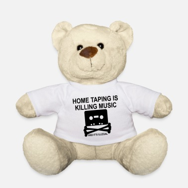 Personalize: Home Taping - Teddy Bear
