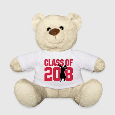 Class of 2018 dab dabbing graduate school - Teddy Bear