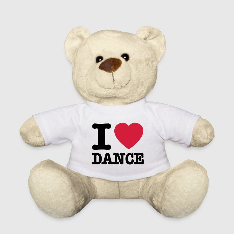I love dance / I heart dance - Teddy Bear