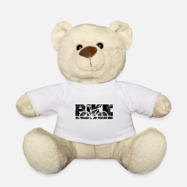 Mountain Bike bike, bike, mountain bike - Teddy Bear