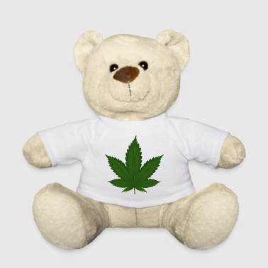 cannabis green Weed - Teddy Bear