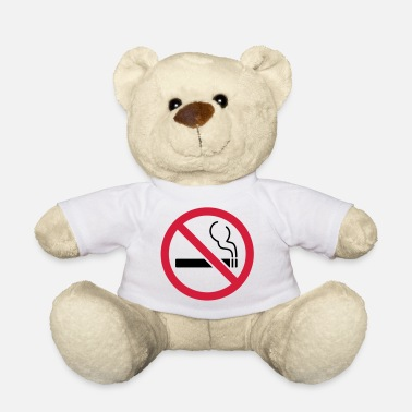 Smoking No smoking No smoking - Teddy Bear