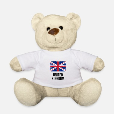 Grenzlinien United Kingdom - Union Jack - Teddybär