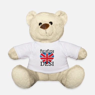 British BRITISH DESI - Teddy Bear