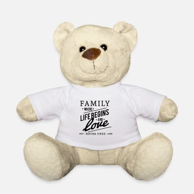Family family - Teddy Bear