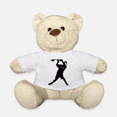 Lacrosse Lacrosse player - Teddy Bear